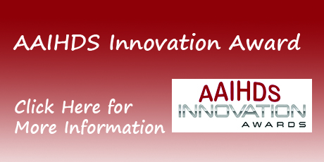 AAIHDS Innovation Award